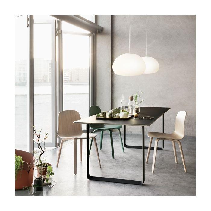Muuto fluide lamp suspension design luminaire contemporain pour décoration chambre denfants mobilierlampes