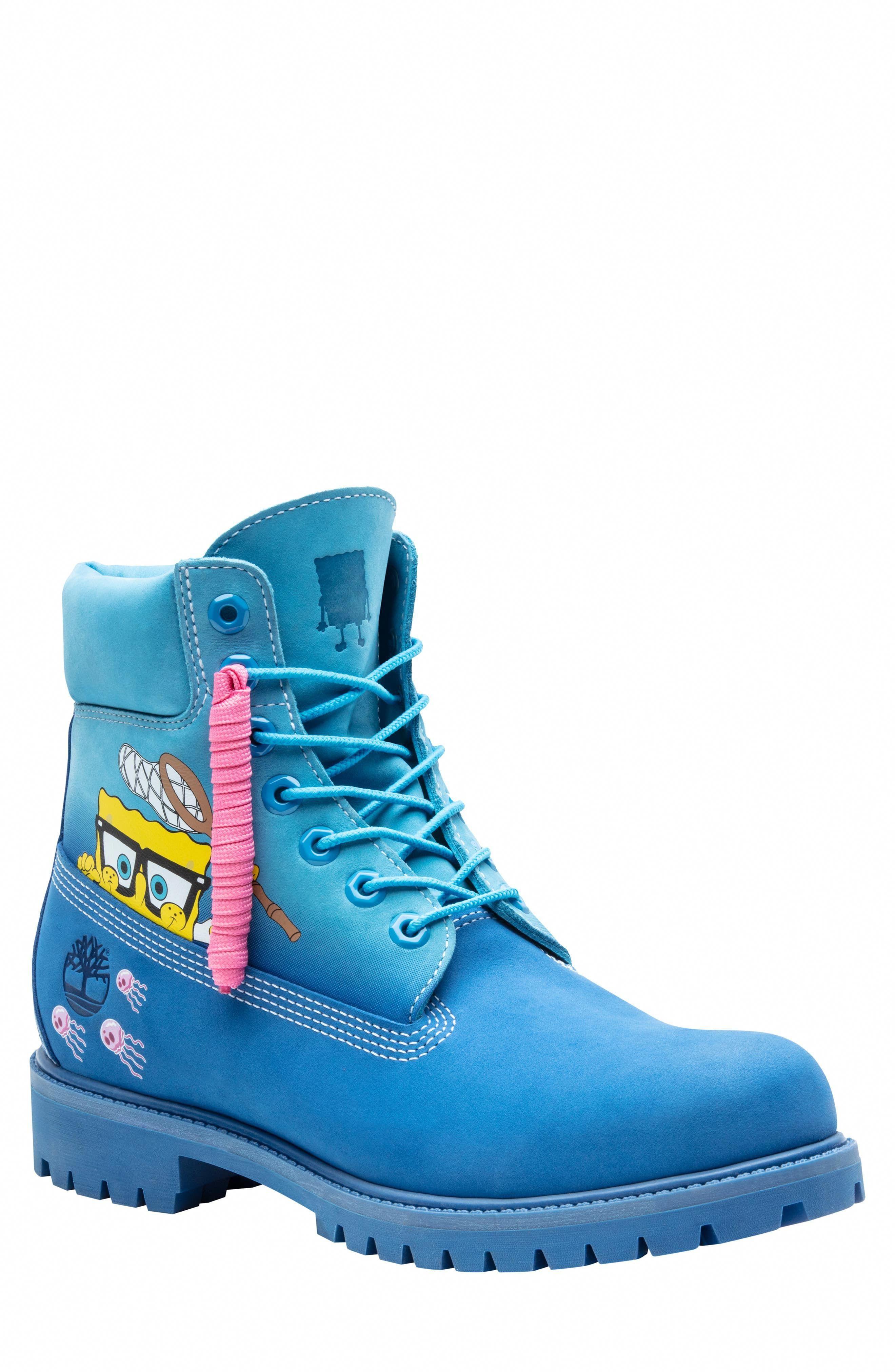 Spongebob Timberlands : spongebob, timberlands, Men's, Timberland, Spongebob, Waterproof, Plain, Boot,, #TimberlandBoots, Boots,, Boots, Outfit