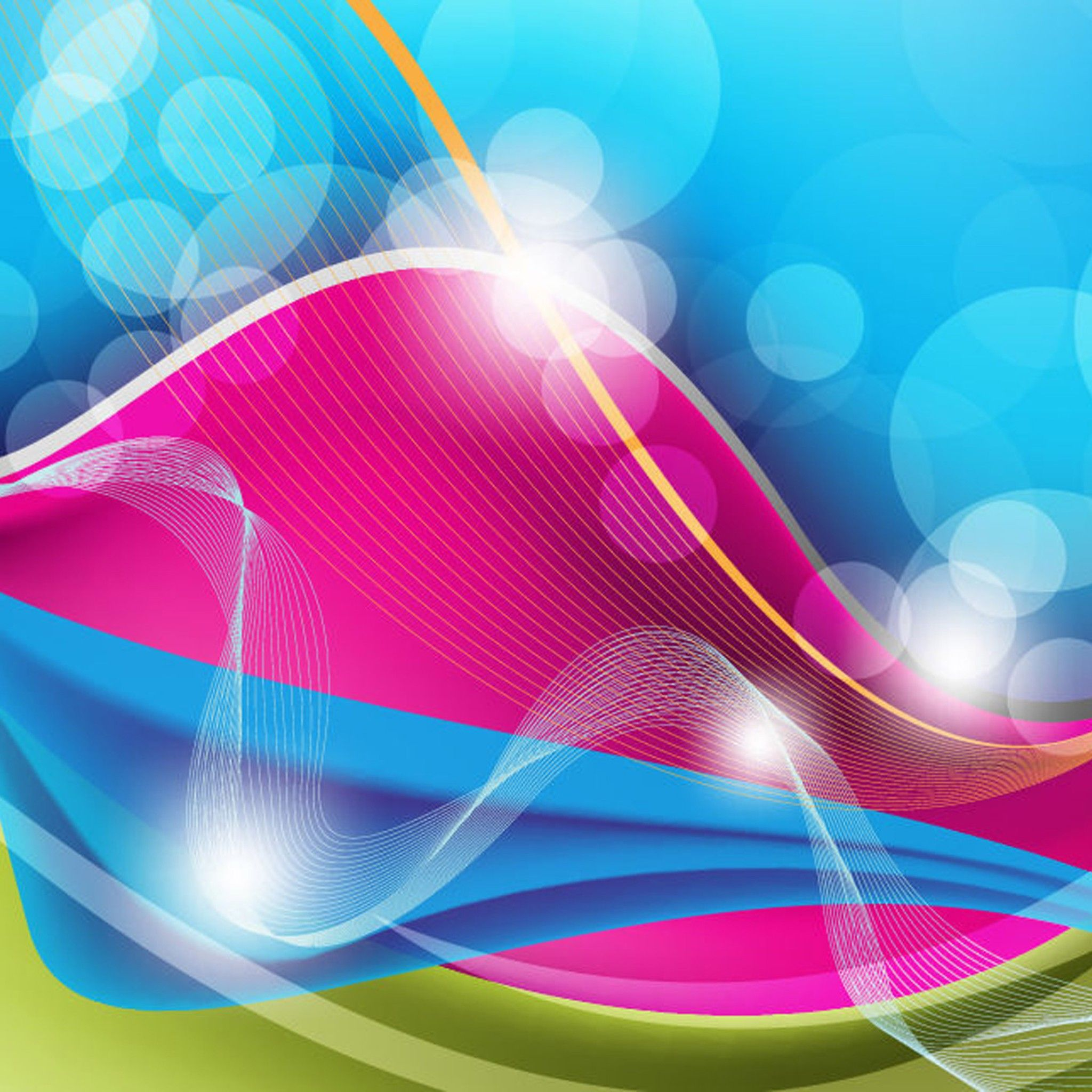 Colorful Abstract Id03 Iphone Wallpapers Iphone 5 S 4 S 3g