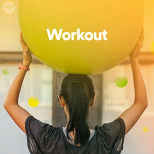 The Top 10 Workout Playlists, According To Spotify | Concert Posters