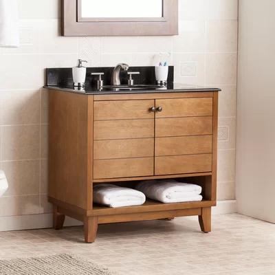 Tata 34 Single Bath Vanity Set Baños