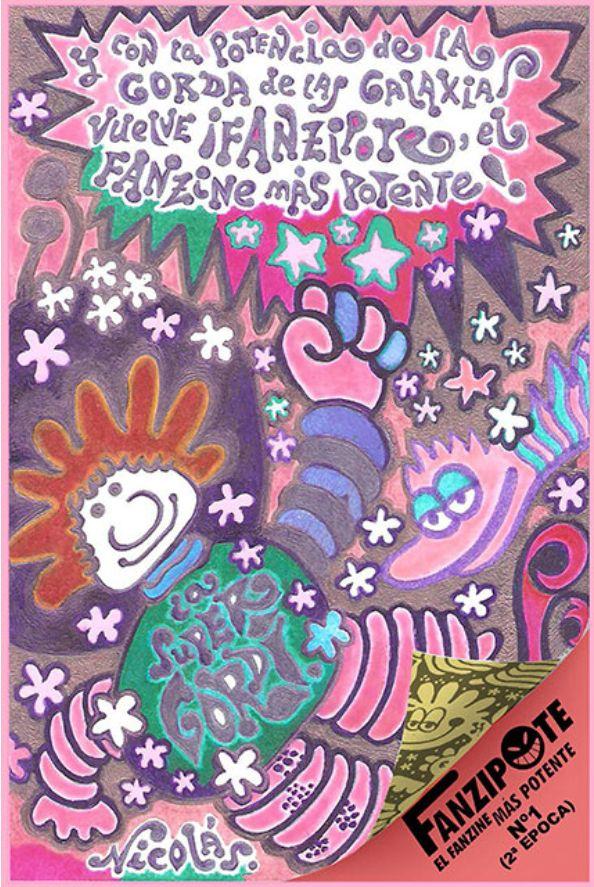 Fanzipote número 1. - Magnífico fanzine de cómics underground digitales, en ComicSquare. Varios Autores, muchos de ellos míticos: Nicolás, Mario Romeu, Juan Román García Aguilar, Juan José Angulo de la Calle, etc.  Fanzine extraordinario de 68 páginas de autentico lujo, disponible en descarga digital HD desde la web de ComicSquare por sólo 0,95€. Una ganga imperdible. http://www.comicsquare.com/es/comic/fanzipote-1
