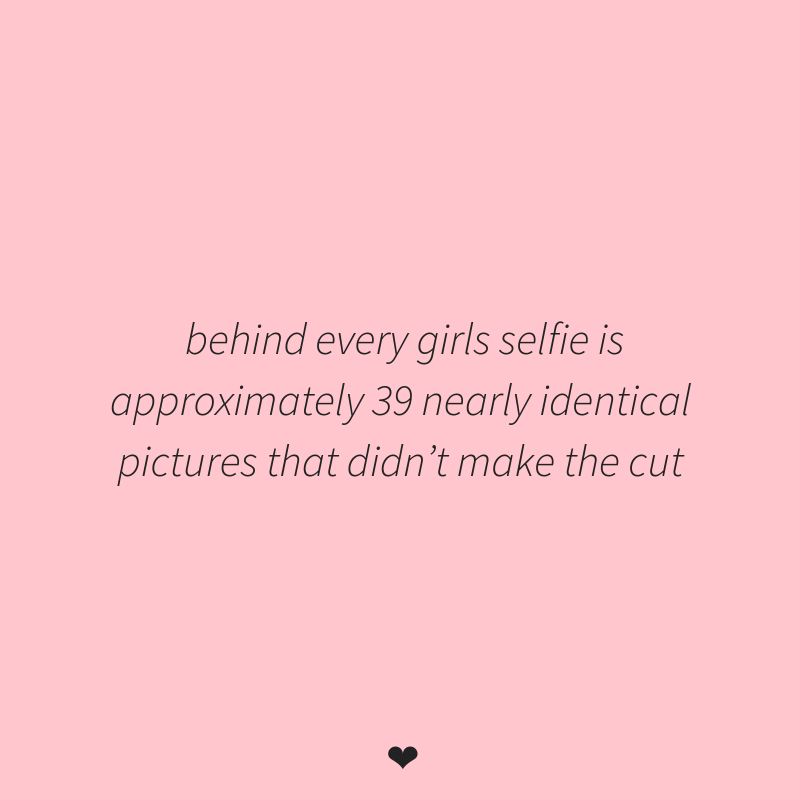Do it for the gram 😂 #relatable #girlquotes #selfie