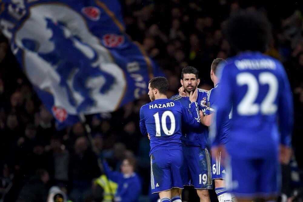 Pin on Chelsea - I Have Blue Blood