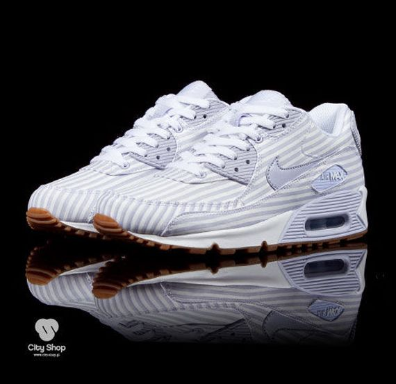 Nike WMNS Air Max 90 'Seersucker' | My <3