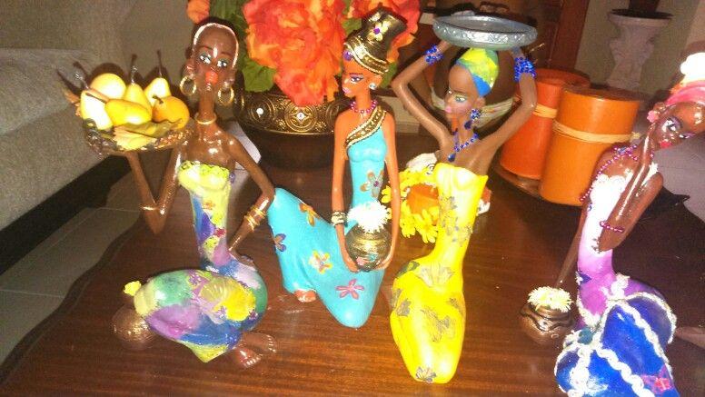 Mi muñecas africanas