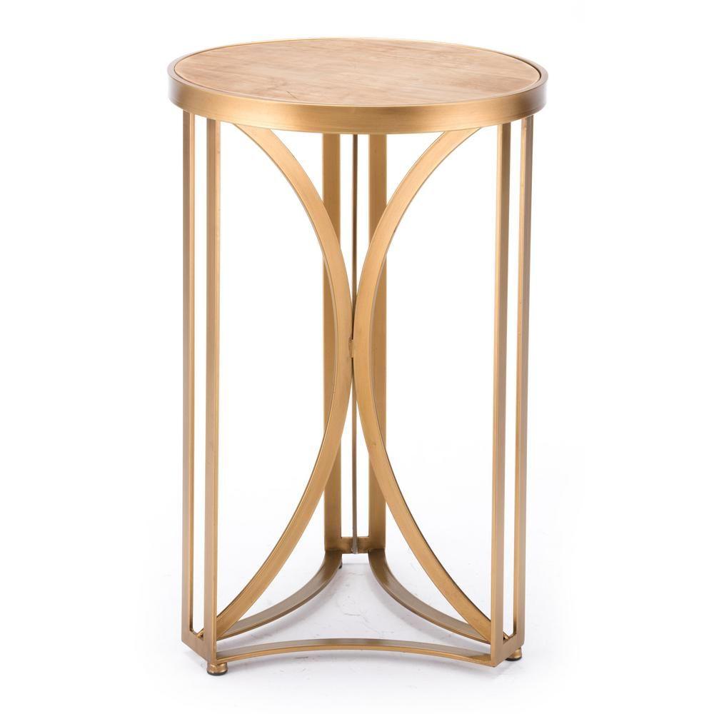 Blog Design Manifest Living Room Side Table Side Table Decor Gold Living Room