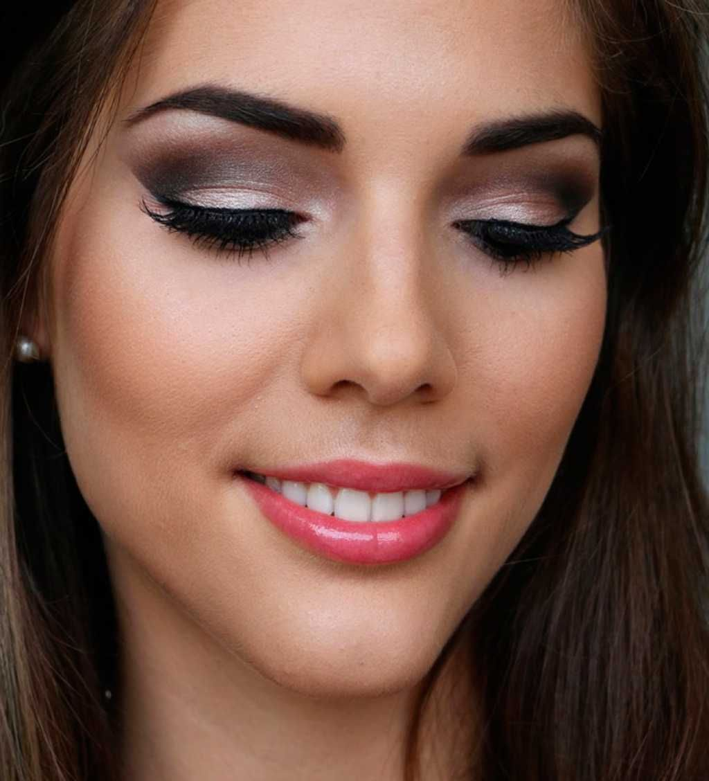 Incredible Evening Makeup For Brunettes One1lady Makeup