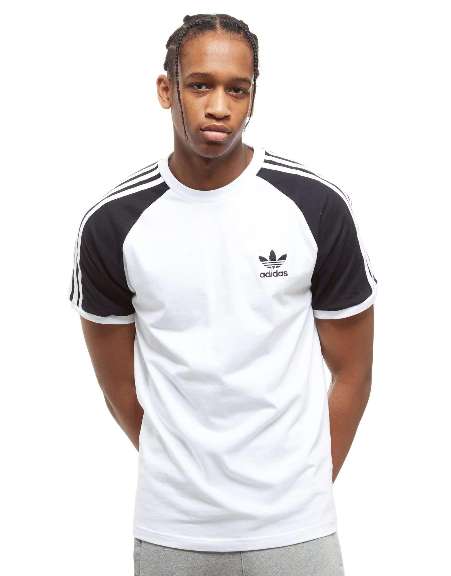 Originals Shop Shirt Sleeve Online Adidas Raglan California For T qVSMzGpU