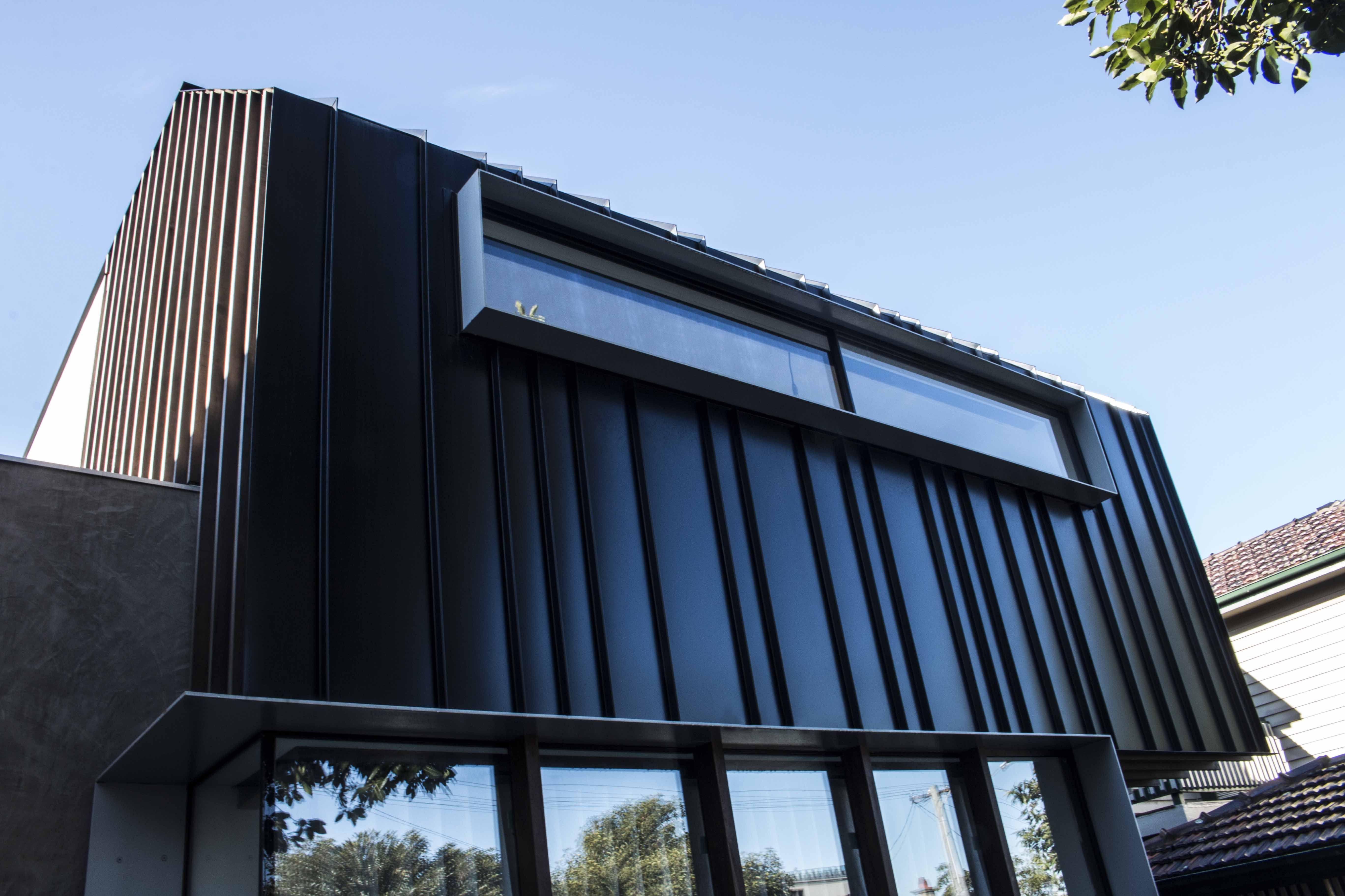 Home Cladding Systems Metal Panels Facade Metal Cladding