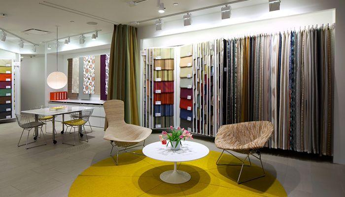 showroom interior design design center