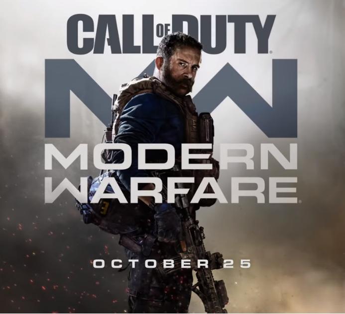 Call Of Duty Modern Warfare Trailer 2019 Call Of Duty Modern