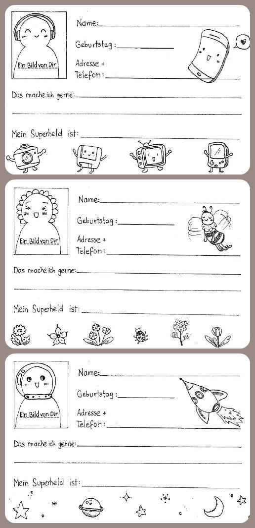 Kennenlernen sketch