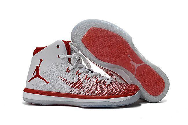9511d74246e Authentic Cheap Air Jordan 31 Authentic Jordan XXXI China Red