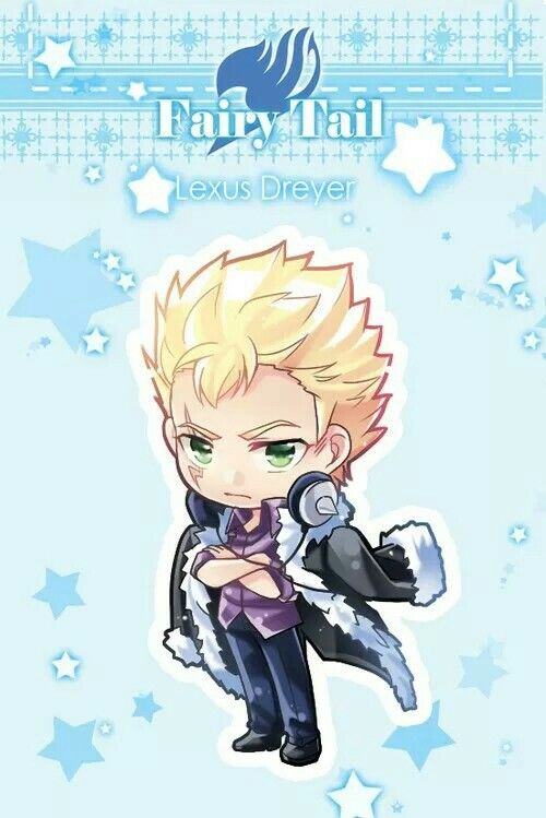 Laxus Dreyer