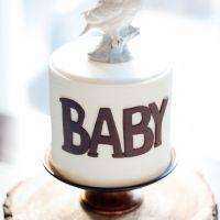 BShower Cake
