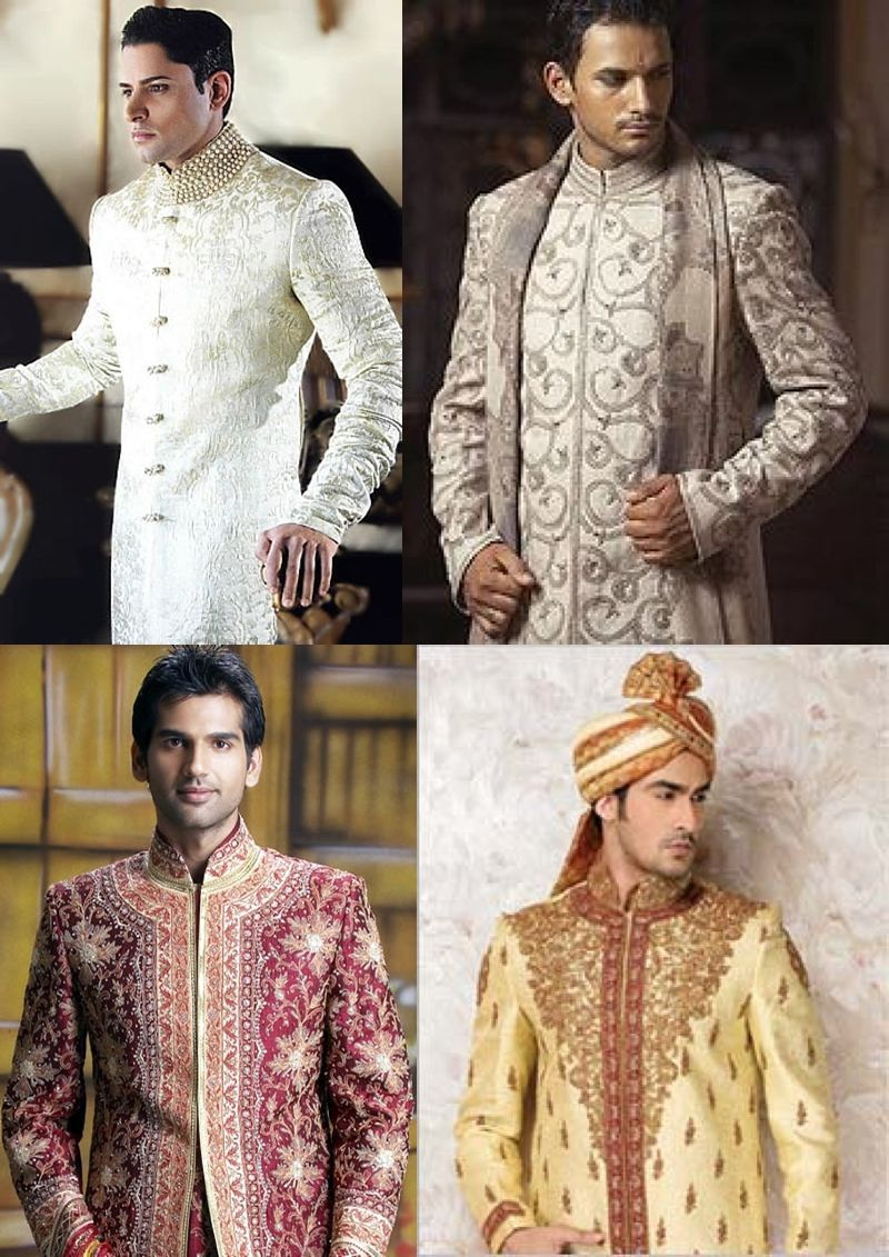 Wedding Reception Suits For Indian Groom Inviwall