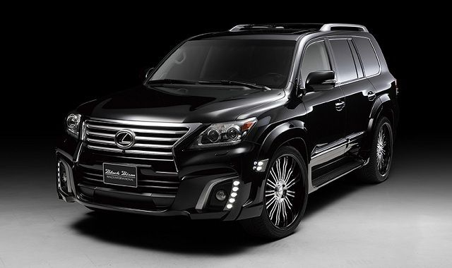 King Christopher Queen Romana And Prince Matthew Matt S Lexus Lx 570 Suv That Will Take Them Anywhere They Want