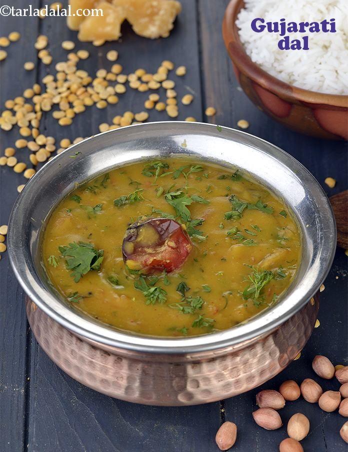 Calories of Gujarati Dal, is Gujarati Dal healthy? (With