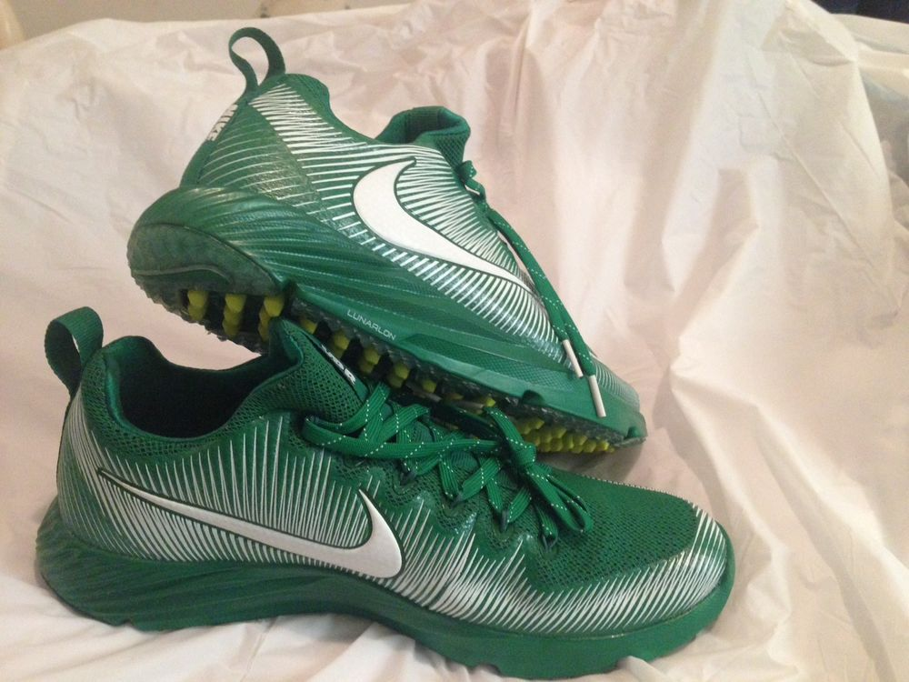 Nike mens vapor speed turf football cleats size 10 shoes