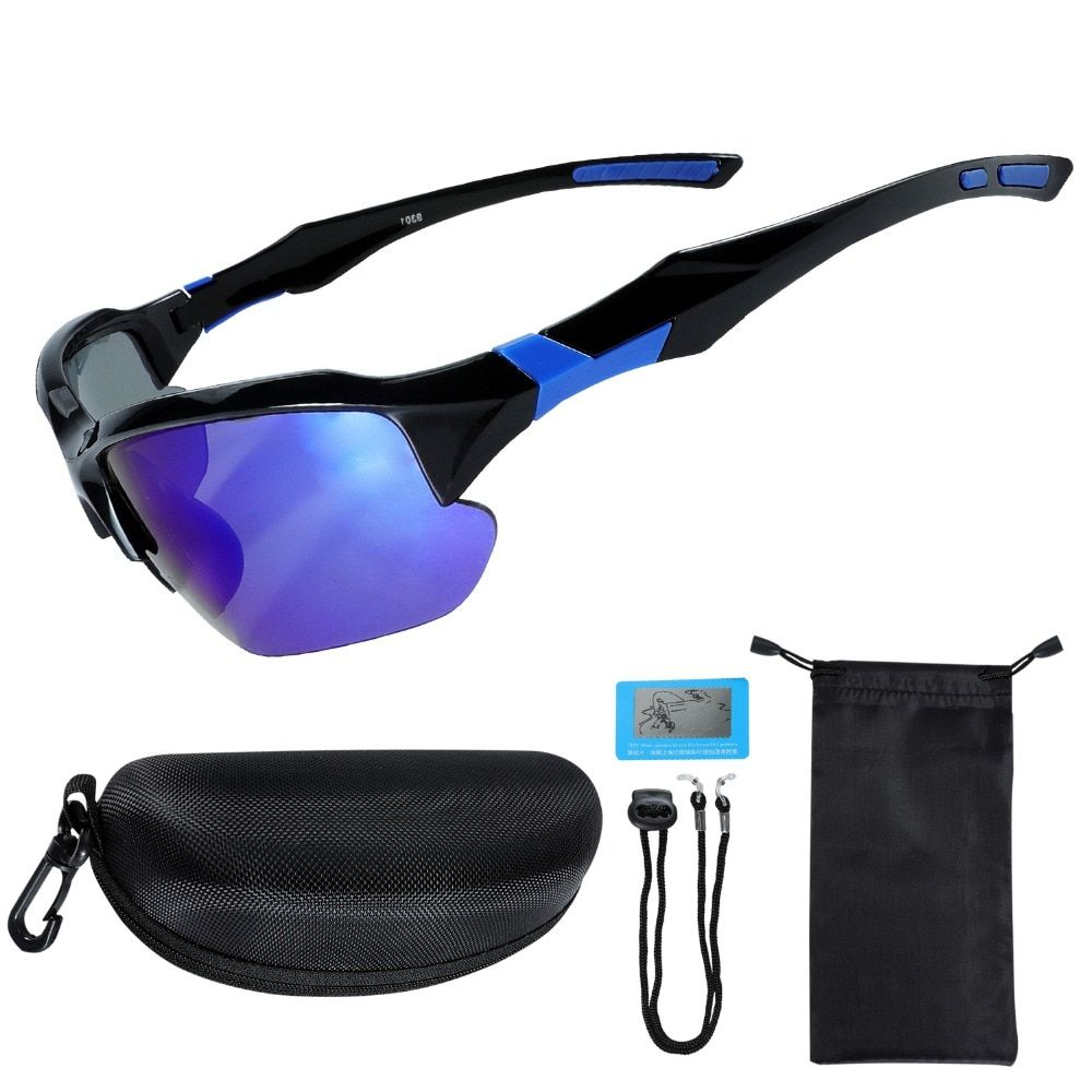 2018 Polarized Cycling Glasses Photochromic Sunglasses For