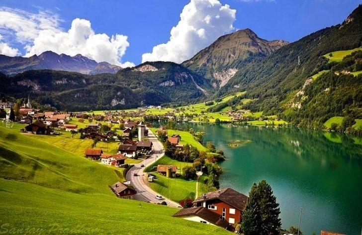 Emekli Olup Yerleşmelik / Sularında Yıkanmalık En Güzel Köyler