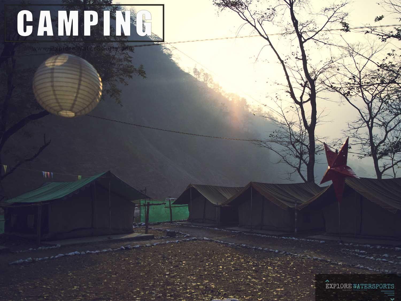 Rishikesh Adventure Weekend Package From Chandigarh 2d 1n Rafting Camping N Rishikesh