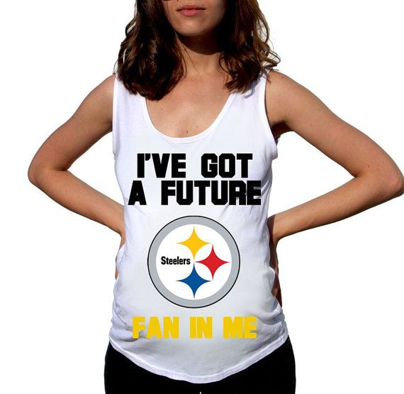 17a6435228b ... On Sale Pittsburgh Steelers Girls Outfit Pregnancy Shirt Maternity Tee  Shirt Mom to be Future Mom Tank Tops Tunic Funny Maternity Baby ...