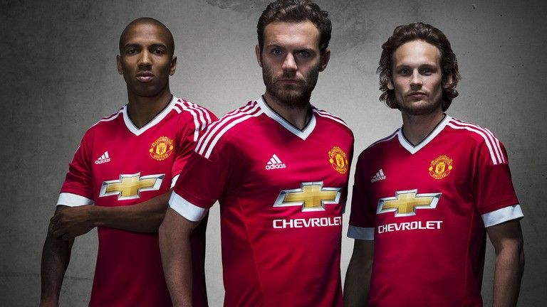 #manutd 2015/16 home kit