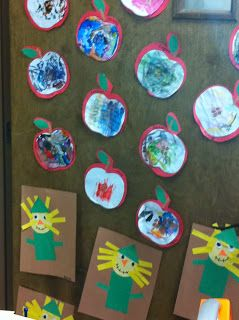 Ms. Vonda's Pre-K : Fall Fun and Learning-More Photos Soon