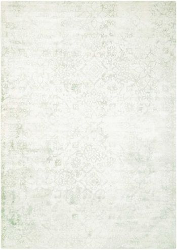 kathy ireland by Nourison Shiny Floral Area Rug 39W x 59D | National Business Furniture