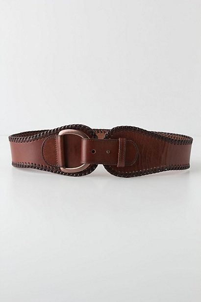 Looped Laces Belt #anthropologie