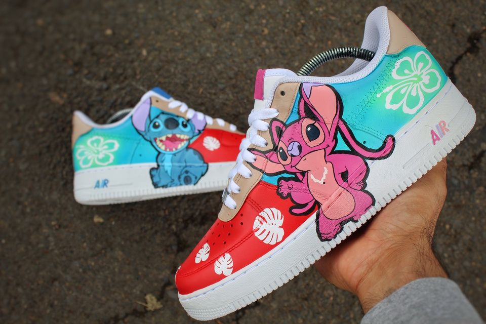 air force 1 fantasie