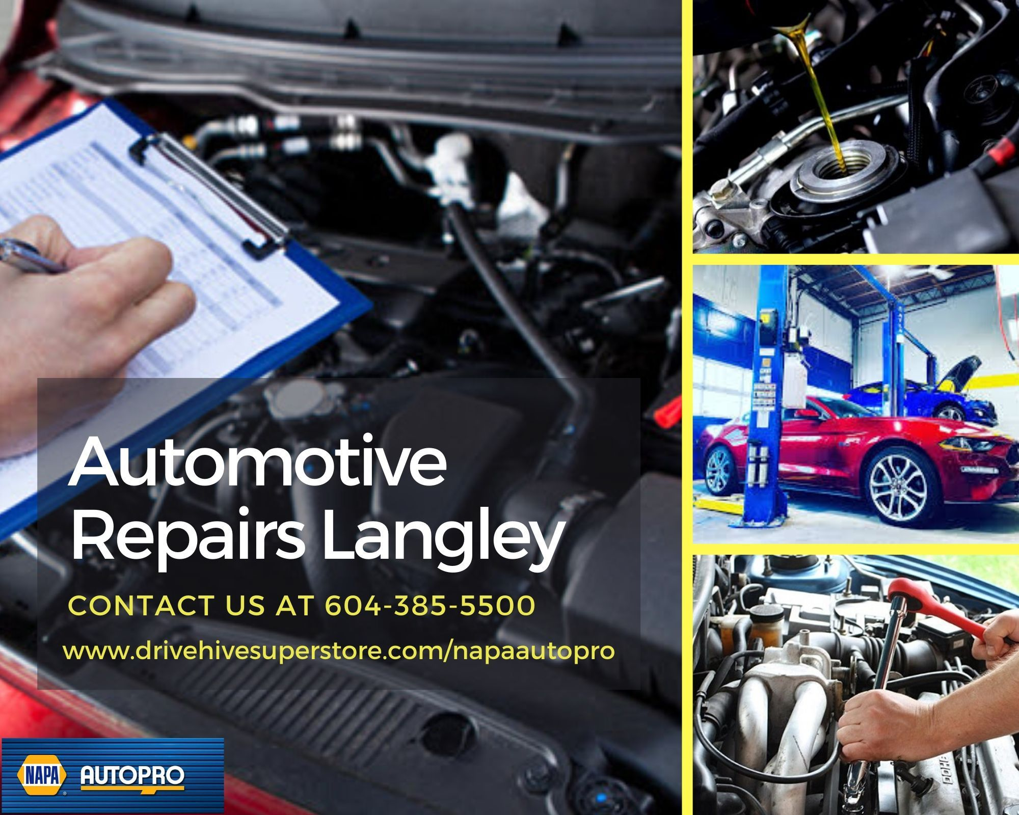 Automotive Car Repairs in Langley BC in 2020 Automotive