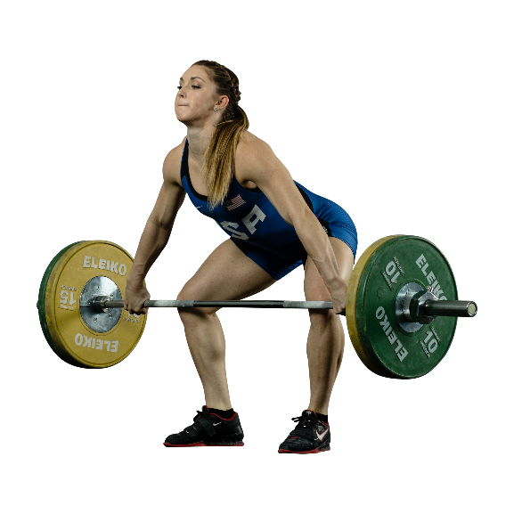 Pin On Olympic Lifts