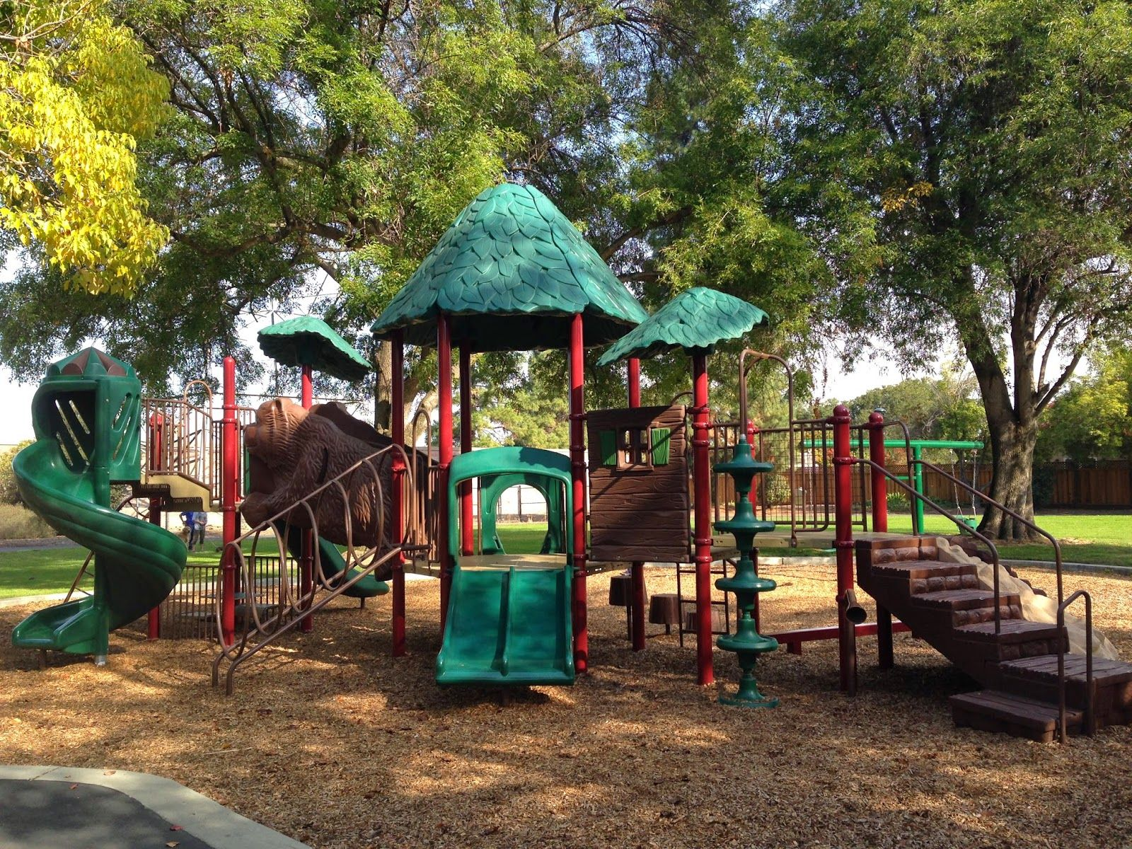 Best Playgrounds In Bay Area