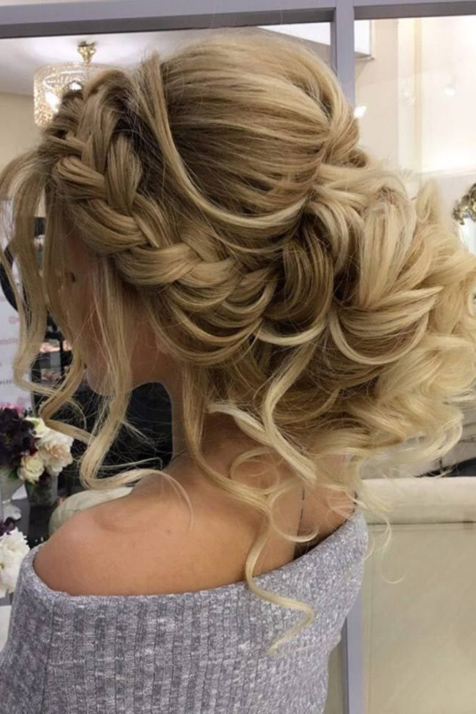 60 Sophisticated Prom Hair Updos Lovehairstyles Com Hair Styles 2017 Long Hair Styles Wedding Hairstyles