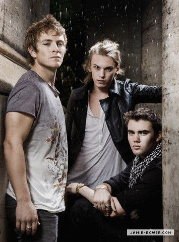 The Volturi- Demetri, Caius and Alec