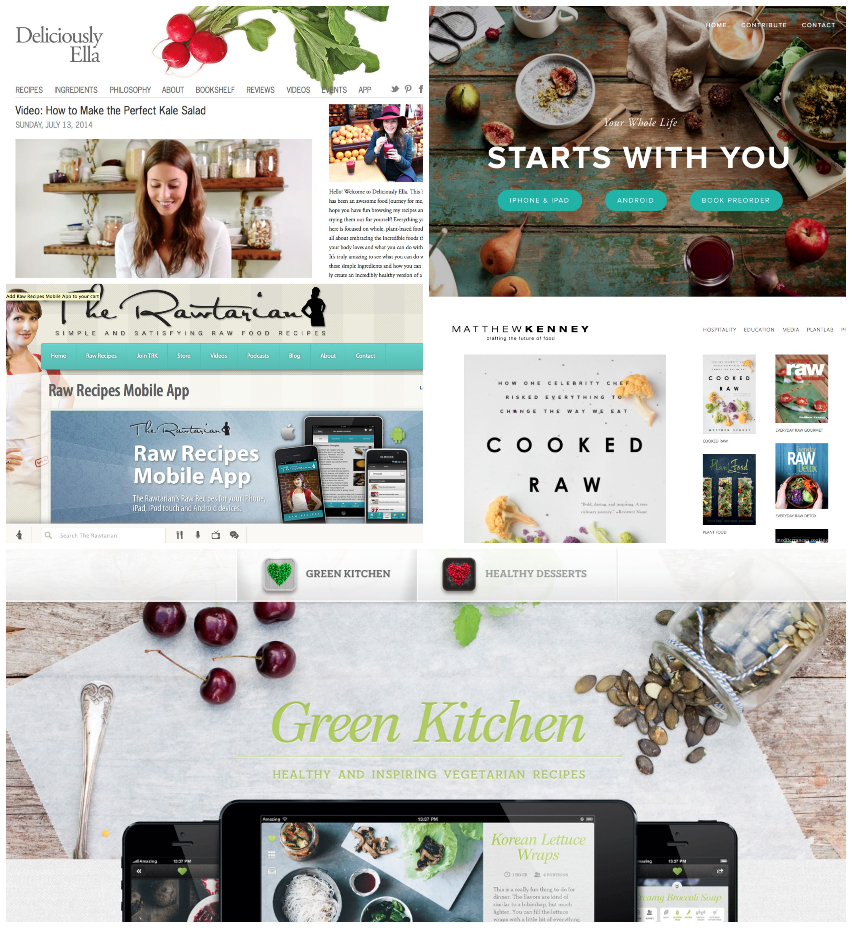 Clean eating app round up clean eating app and food the best iphone apps for whole food clean eating recipes and cooking clean eating forumfinder Gallery