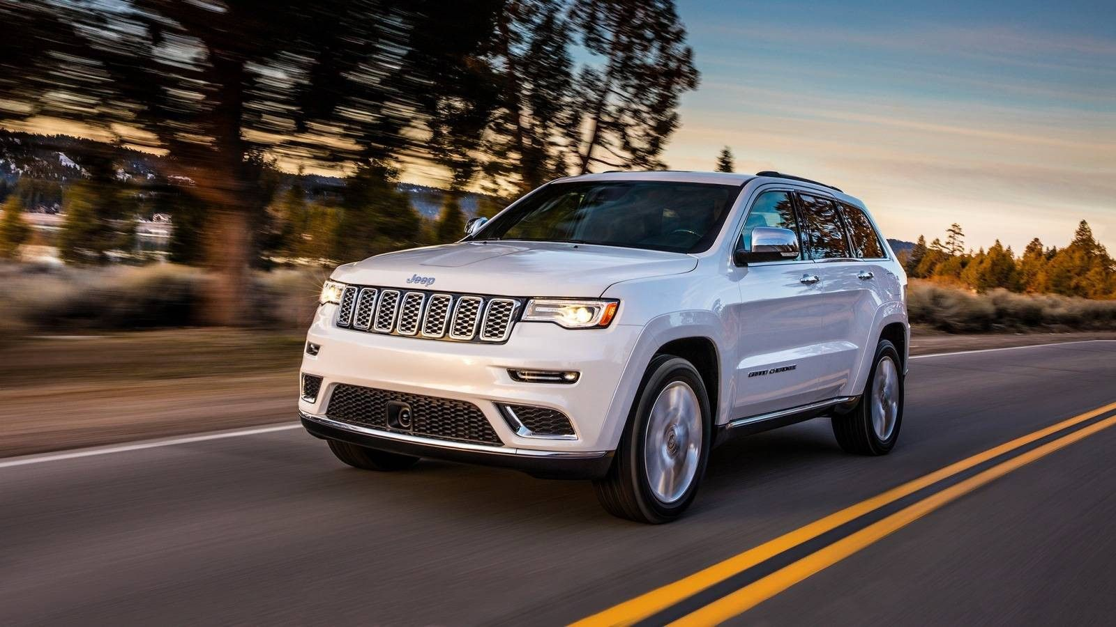 2019 Jeep Grand Cherokee Srt Pricing Features Ratings And Reviews
