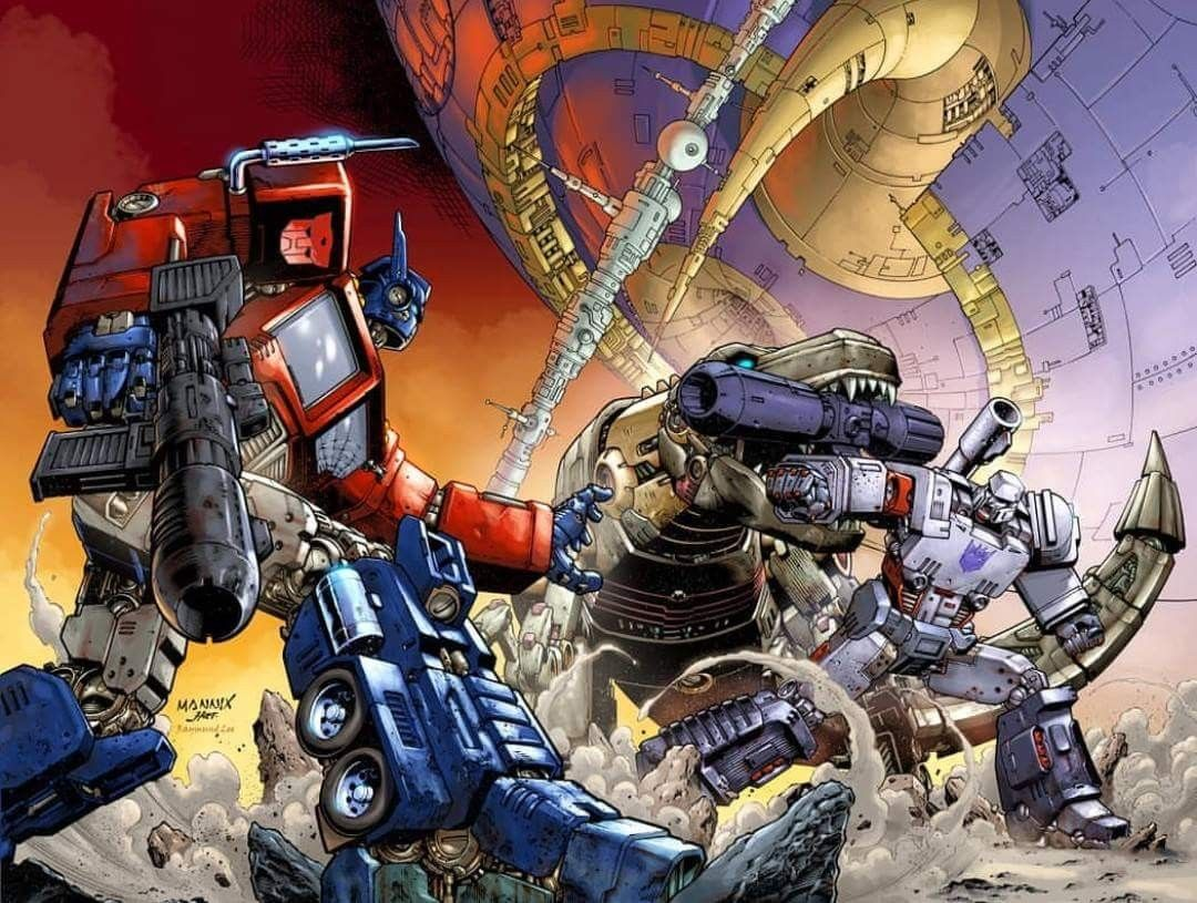 optimus prime vs megatron transformers transformers