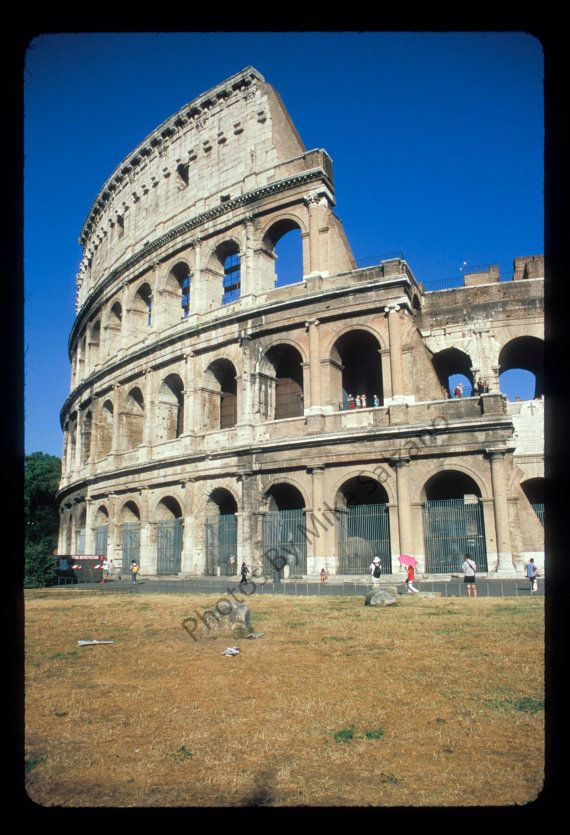 Colosseum By Photobscura212 On Etsy Colosseum Leaning Tower Of Pisa Rome
