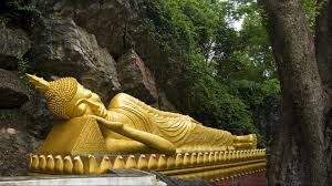 Image Result For Download Gautam Buddha Images Real And 3d Sculpture Reclining Buddha Buddhism Wallpaper