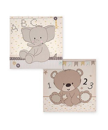 Fancy Designed to coordinate with the Teddy us Toy Box bedding collection the two u