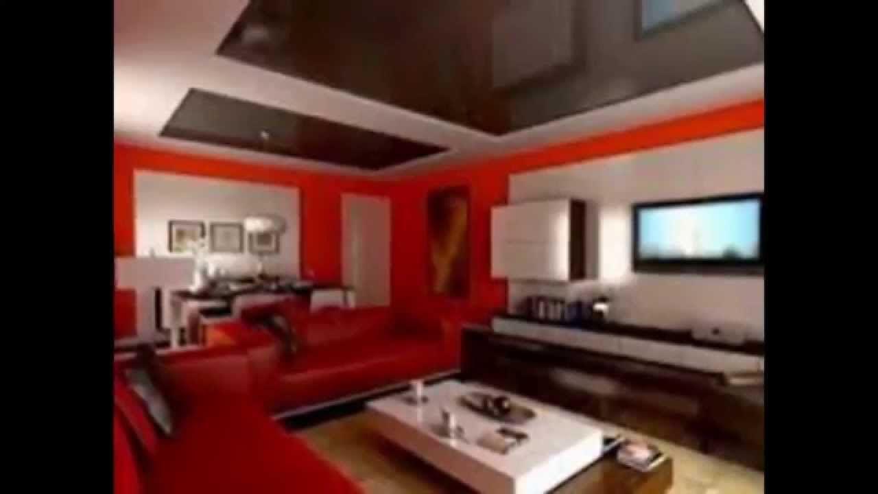 Beautiful Modele De Decoration De Salon Pictures Amazing House  # Model De Meuble Simple A La Maison