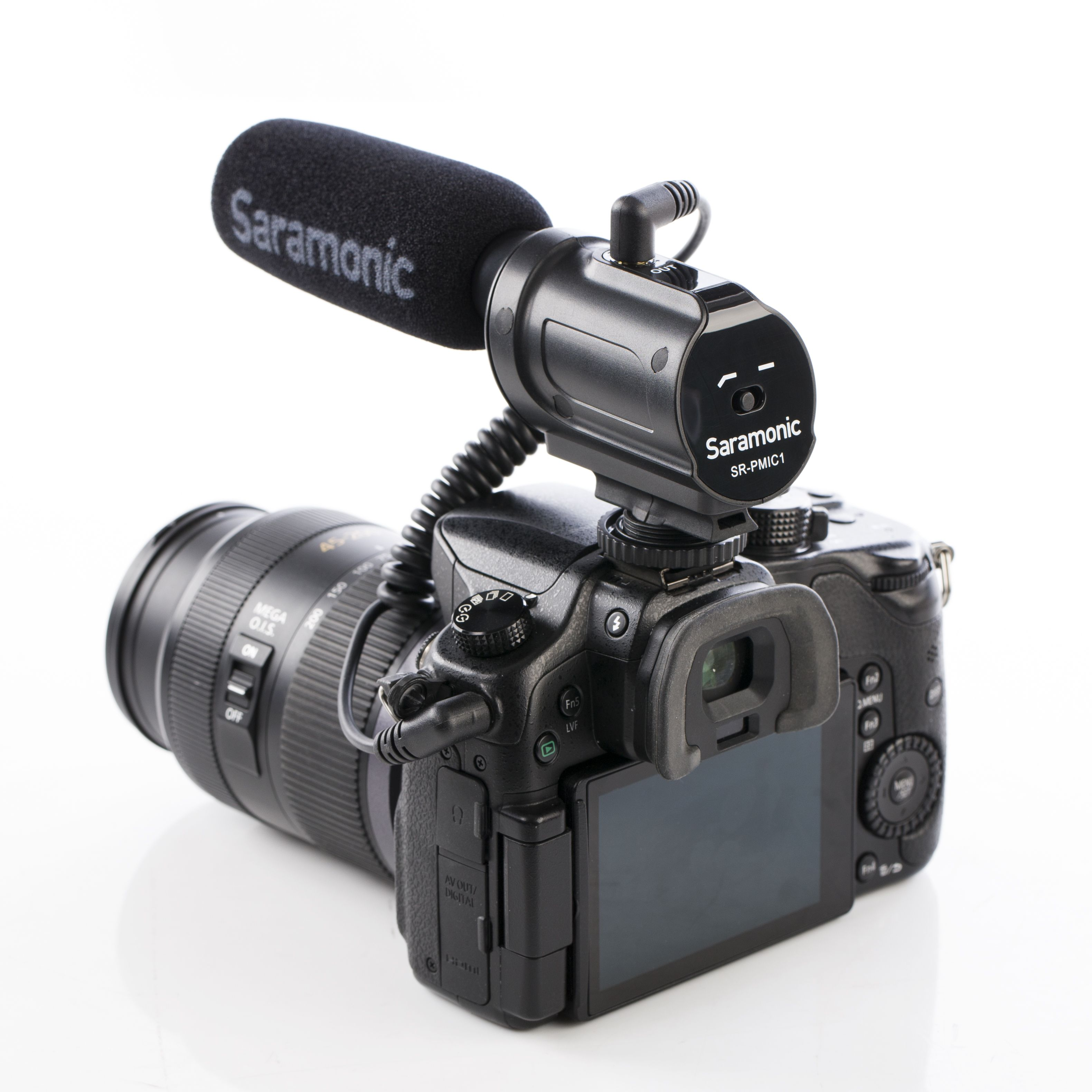 Pin On Saramonic Sr Pmic1 Super Cardioid Unidirectional Condenser Microphone For Dslr Cameras And Camcorder