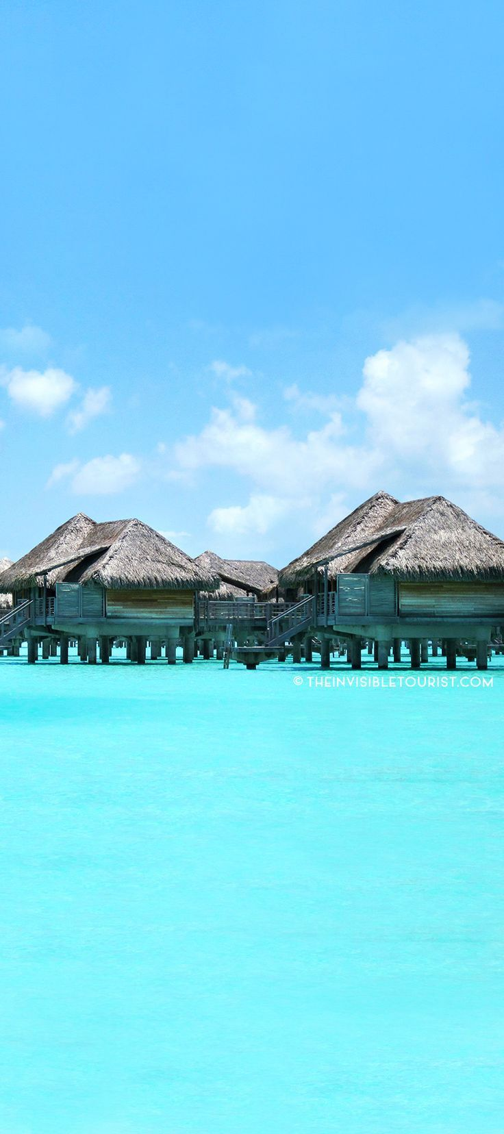 How I Stayed In Bora Bora Like A Celebrity Without The