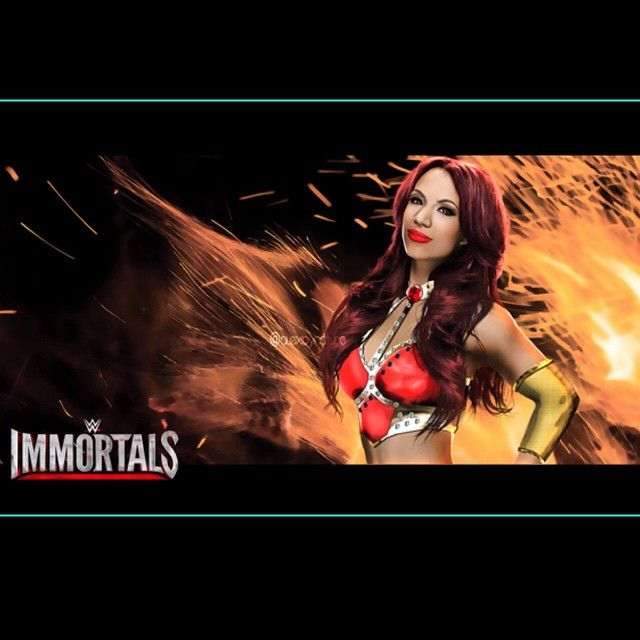 ADD HER TO WWE IMMORTALS AND MY LIFE WILL BE COMPLETE ❤