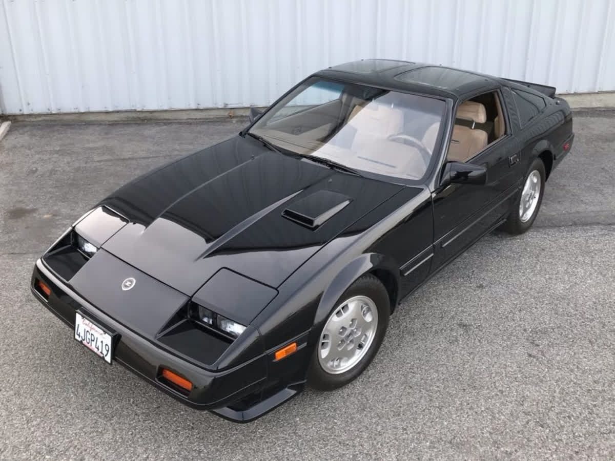 Time For Throwbackthursday With A 1985 Nissan 300zx Tbt Nissan 300zx Turbo Nissan 300zx Nissan Z Cars