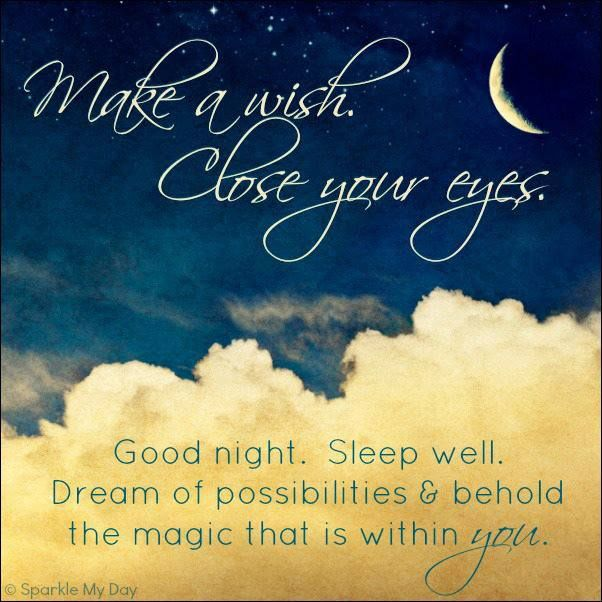 Image result for good night quotes magic